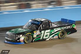 100 Truck Series Brett Moffitt Joins NASCAR Championship Four With