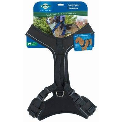 Petsafe EasySport Dog Harness - Large, Black