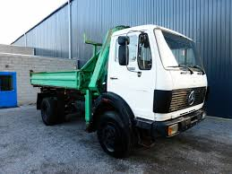 100 4x4 Dump Truck For Sale MERCEDESBENZ 1619 KRAN ATLAS GROS PONTS Dump Trucks For Sale