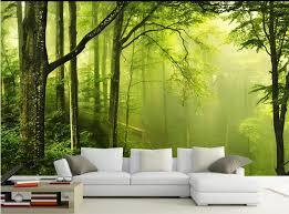 3d foto wandbild abstrakte wand papier landschaft wandbilder papel de pared tapete wald schlafzimmer wände wand papiere kunst wand dekor