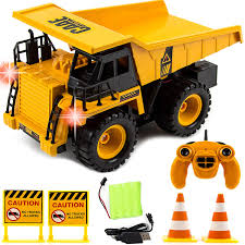 100 Toy Trucks For Kids Amazoncom Sery Remote Control Excavator Truck For