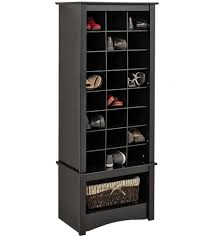 Mens Dresser Valet Charging Station by Tall Shoe Cubbie Cabinet Black In Shoe Cubbies