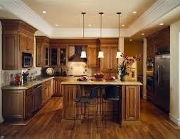 U Shaped Kitchen Island Ideas