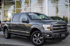 Pre-Owned 2015 Ford F-150 Lariat Crew Cab Pickup In Bellevue #10601 ... Allnew Ford F150 Redefines Fullsize Trucks As The Toughest 2015 Used At Sullivan Motor Company Inc Serving Phoenix Preowned 4wd Supercrew 145 Xlt Baxter Lariat Crew Cab Pickup In Newtown Square Truck Magnetic Metallic For Sale Wenatchee 4854x Town Lebanon San Antonio 687 New Topoftheline Limited Is Most Advanced Luxurious F Extended Westbrook 157 North Coast Auto Mall