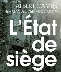the state of siege theater preview state of siege théâtre de la ville on tour