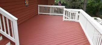 superdeck deck and dock elastomeric coating colors exterior painting portfolio nu hue painting