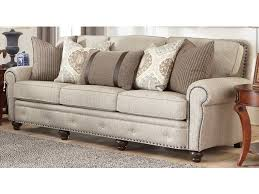 Smith Brothers Sofa Construction by Smith Brothers Living Room Large Sofa 237 13 Good U0027s Furniture