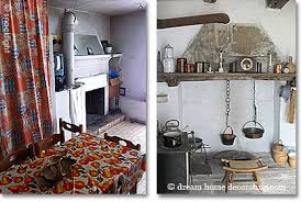 Antique Vintage Rustic Italian Kitchens