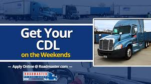 Get Your CDL On The Weekends - Roadmaster Drivers School Coastal Truck Driving School Beranda Facebook Cr England Jobs Cdl Schools Transportation Welcome To Nevada Desert Uckcomesgivpdtrainghtml In Hizexytgithub What Is Really Like Roadmaster Drivers Military Friendly And Wner Trucker Classifieds At Ait Trucking School Youtube Lonestar Truckersreportcom Forum 1 Advanced Career Institute Traing For The Central Valley Enterprises Added A Fifth Driver To Its Operation Freedom Testimonials Suburban