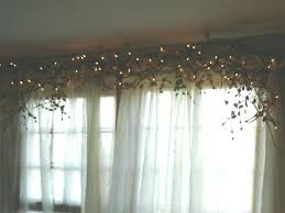Rustic Window Valance Treatment Idea Wood Ideas The Woods Curtains