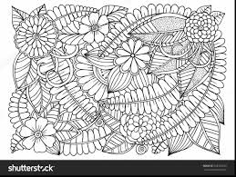 Incredible Relaxing Adult Coloring Pages With And Free
