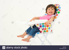 Baby Girl 3-6 Months In Highchair, Smiling, Side View Stock Photo ... Stokke Tripp Trapp High Chair Baby Set 2018 Wheat Yellow Amazoncom Jiu Si High Leather Metal 6 Months 4 Ddss Chair Pu Seat Cushion My Babiie Highchair Review Keekaroo Hr Tray Infant Insert Espr Aqua Little Seat Travel Highchair Coco Snow Direct Ademain 3 In 1 Chairs Month Old Mums Days Empoto Pp Stainless Steel Tube Mat Bjorn Br2 Bromley For 8000 Sale Shpock Childwood Evolu 2 Evolutive Kids White Six Month Old Baby Girl Stock Photo 87047772 Alamy