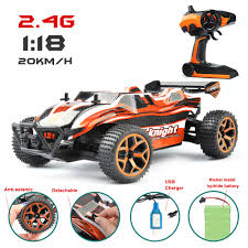 100 Off Road Remote Control Trucks 118 High Speed RC Racing Car 4WD Truck