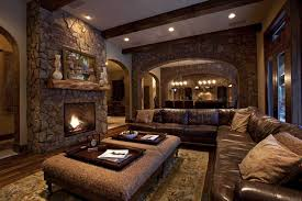 Rustic Style Living Room Images Furniture 2018 With Beautiful Attractive Country