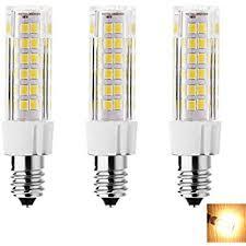 ulight led e12 led light bulb 120v warm white 6w led e12