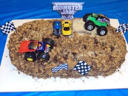 99 How To Make A Monster Truck Cake Birthday _Super Easy Kids Party Pinterest