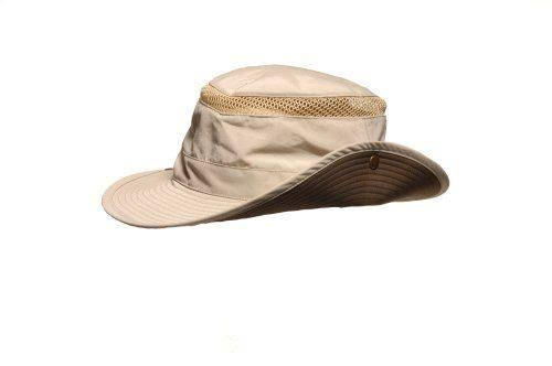 Glacier Glove Outback Safari Shade Hat - Khaki, Medium