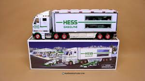 100 Hess Toy Truck Values 2003 Racers Rays S