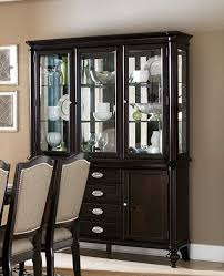 Stunning Design China Cabinet And Dining Room Set Hutch Homes Ideas Marston Dark Cherry Table