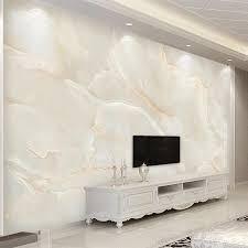 foto tapete moderne einfache beige marmor hintergrund