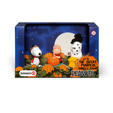Charlie Brown Christmas Tree Sale Walgreens by Charlie Brown Peanuts Halloween Set Walmart Com