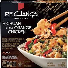P.F. CHANG'S Home Menu Sichuan Style Orange Chicken Frozen Meal, 10.25 Oz.,  10.25 OZ
