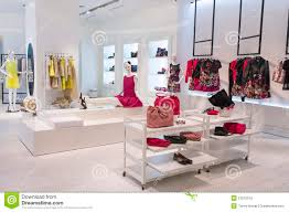women fashion store stock photo image 31512570