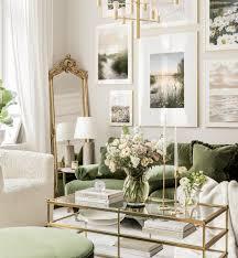 endloser sommer bilderwand landschaftsposter sommerdeko wohnzimmer grün