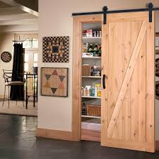Masonite 42 In. X 84 In. Z-Bar Knotty Alder Wood Interior Barn ... X10 Sliding Door Opener Youtube Remodelaholic 35 Diy Barn Doors Rolling Door Hdware Ideas Sliding Kit Los Angeles Tashman Home Center Tracks For 6 Rustic Black Double Stopper Suppliers And Manufacturers 20 Offices With Zen Marvin Photo Grain Designs Flat Track Style Wood Barns Interior Image Of At