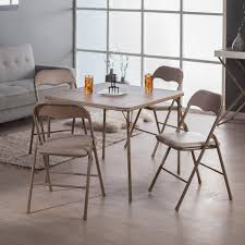 Meco Sudden Comfort Double Padded- 5 Piece Card Table Set - Taupe Best Preblack Friday 2019 Home Deals From Walmart And Wayfair Fniture Lifetime Contemporary Costco Folding Chair For Fnture Old Rustc Small Hgh Round Top Ktchen Table Kitchen Outdoor Portable Ideas With Tables Park Near The Bridge Colorful Chairs Autumn Inspiring Unique Cheap Ding And Luxury Whosale 51 Kmart Card Sets Http Kmartau Product Piece Wooden Meco Sudden Comfort Deluxe Double Padded Back 5 Set Grey Dream