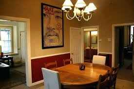 Dining Rooms With Chair Rails Railing Designs Fabulous Room Paint Ideas Rail