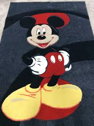NEW from Nance Carpet Custom Handmade Mickey Mouse Standalone at