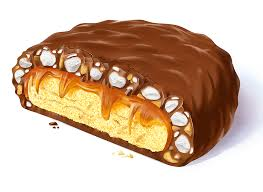 Cake Cookie Caramel Nuts chocolate Choko Yellow Milk