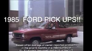 6 Old Ford Pickup Truck Commercials! (In 1985, Only $5993 And 8.8 ... Ford Strgthening Focus On Commercials And Battery Electric Vehicles Trucks Commercials Model Cars Wada Farms Original 1934 Truck New 2016 Ranger Is Now At Pertwee Back Meet The Fleet Bartow F150 Commercial 2001 Built Tough Youtube Midway Center Dealership Kansas City Mo Best Of Aaron Rodgers State Farm Mercial With Ford Enthill Iconic Commercials Fordtrucks Launches Three 2015 The News Wheel Fringham In Ma
