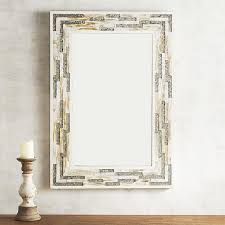 Frameless Bathroom Mirrors India by Mirrors Floor Wall U0026 Vanity Mirrors Pier 1 Imports