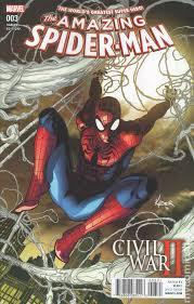 Civil War II Amazing Spider Man 2016 3B