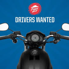 Part And Full Time Drivers Required For Pizza Hut Delivery Lucan