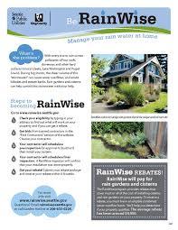 Be RainWise King County