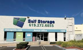 100 Truck Stop San Diego Self Storage University Heights California Storage Etc