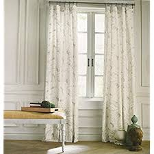 amazon com tommy hilfiger window curtain panels 50 inches by 84