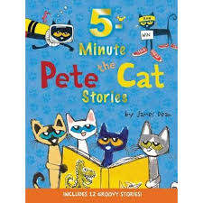 pete the cat books pete the cat 5 minute pete the cat stories includes 12 groovy