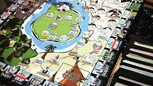 Cron Island Icelands First Cannabis Board Game