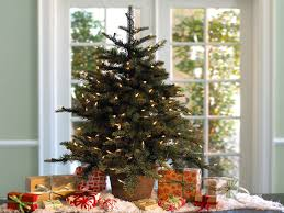 Fiber Optics Christmas Trees Artificial by Decorating Battery Operated Tabletop Christmas Tree Tabletop