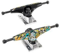 100 Skate Board Trucks Tensor Alloy Sleeve Pro Board Pair 525