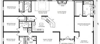 Fleetwood Triple Wide Mobile Home Floor Plans by Triple Wide Manufactured Homes Floor Plans Find The Perfect Floor