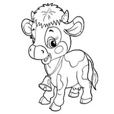 Extraordinary Design Ideas Coloring Pages Of Cows 20 Top 15 Free Printable Cow Online