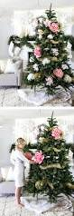 5ft Christmas Tree Pre Lit by People Are Decorating Their Christmas Trees With Flowers And The