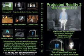 Halloween Chasing Ghost Projector by Outrageous Media Special Effects For Haunted Houses Theme