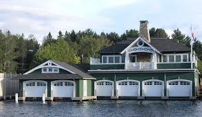 100 Boathouse Architecture Adirondack