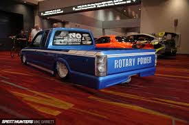 Rotary Minitruckin' At SEMA - Speedhunters 1977 Mazda Rotary Engine Pickup Repu Truck Trend History For 8500 Pick Up A Reputable Thats Right Rotary With Wankel Truck Hood Exit Flames Big Turbo Bridge Port Youtube Mhcc Road Trip Part 1 Thunderhill Or Bust Morries Heritage Car Gallery Museum Frey Autoweek Uk Pr On Twitter Not Just Cars So Many Rare Vehicles Parkway Wikipedia Mitruckin At Sema Speedhunters Club Mazdarotaryclub Rx8 Chevy S10 Truckeh Shitty_car_mods
